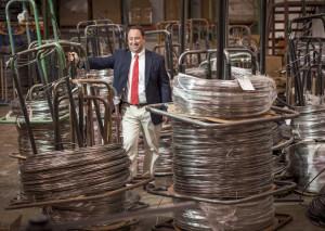 Drew Greenblatt Marlin Steel