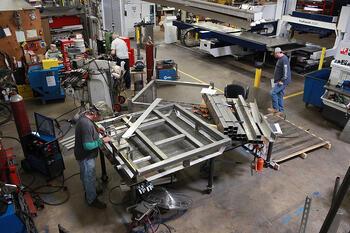 Marlin Steel Employees