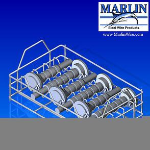 Marlin Steel - Parts Holding Basket