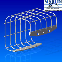 Industrial wire forms can take many shapes aside from steel wire baskets.