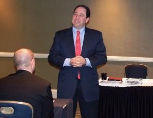 Marlin Steel President Drew Greenblatt at RMI