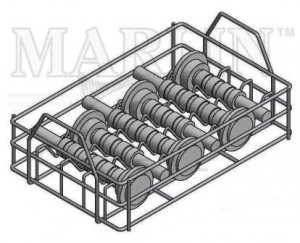 A Marlin Steel Case Study: Steel Wire Baskets for Parts