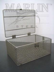HONDA Marlin Steel Wire Basket