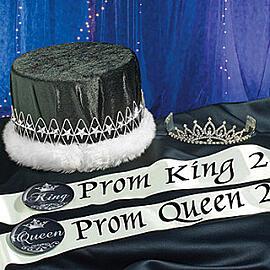 prom king marlin steel