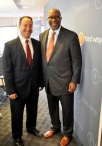 Marlin President Drew Greenblatt and U.S. Trade Representative Ron Kirk