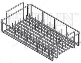 Marlin Steel pin basket