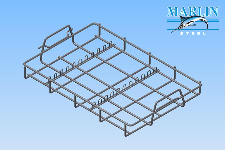 Marlin Steel Wire Basket 719001