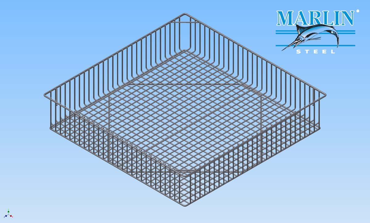 Wire Basket 1051005