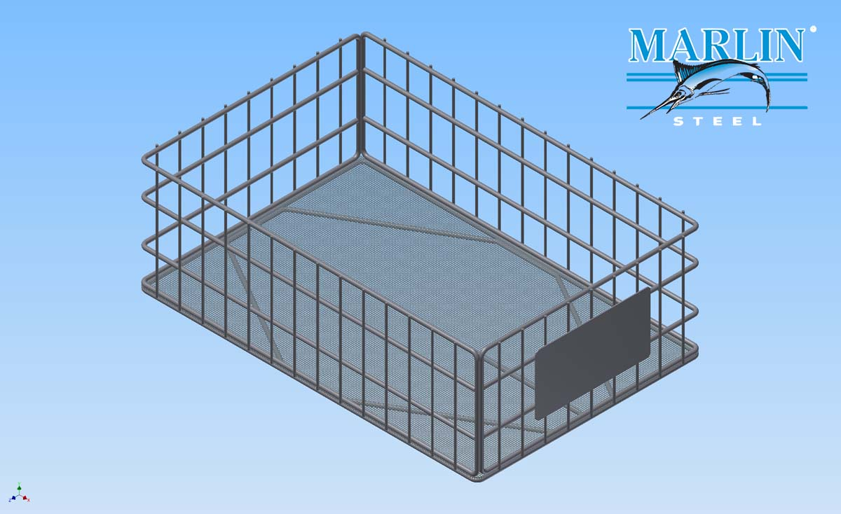 Wire Basket 1614002