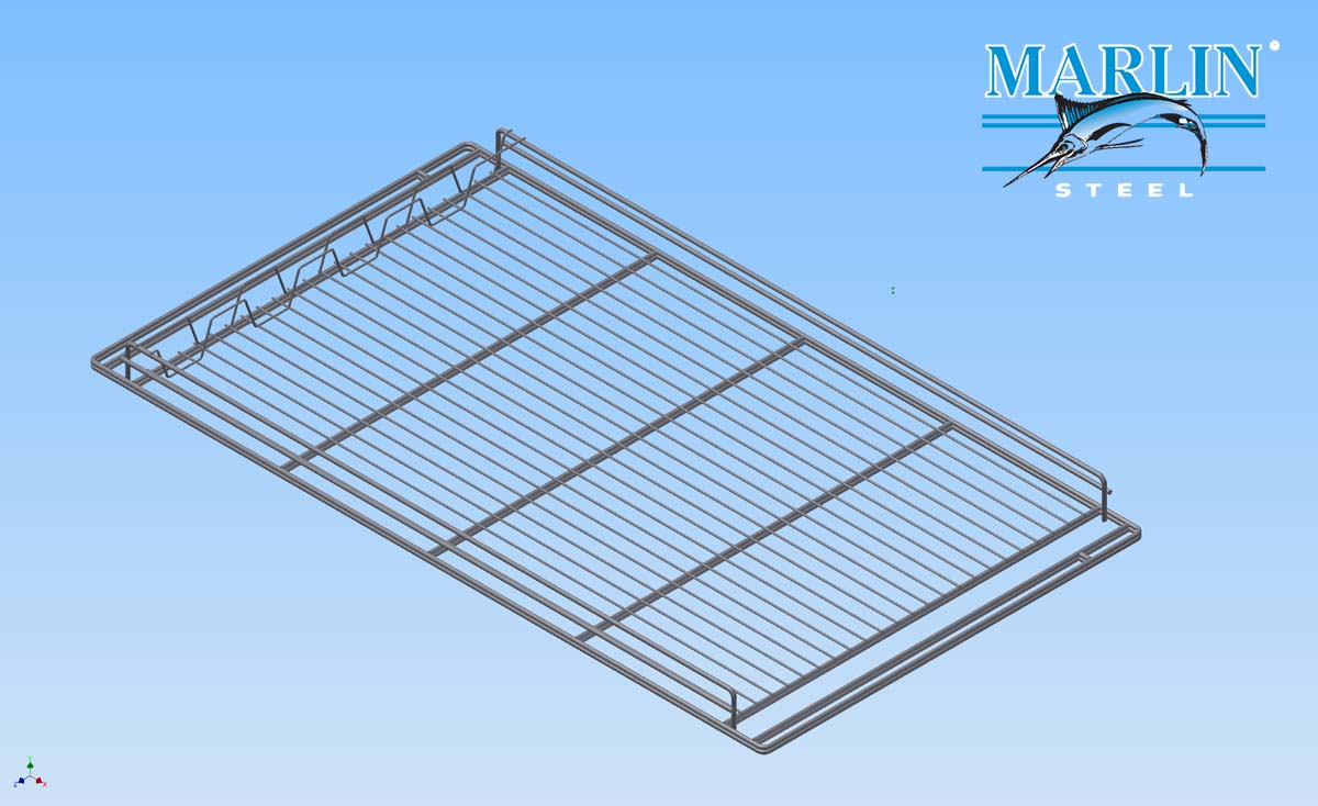 Marlin Steel Wire Rack 390023