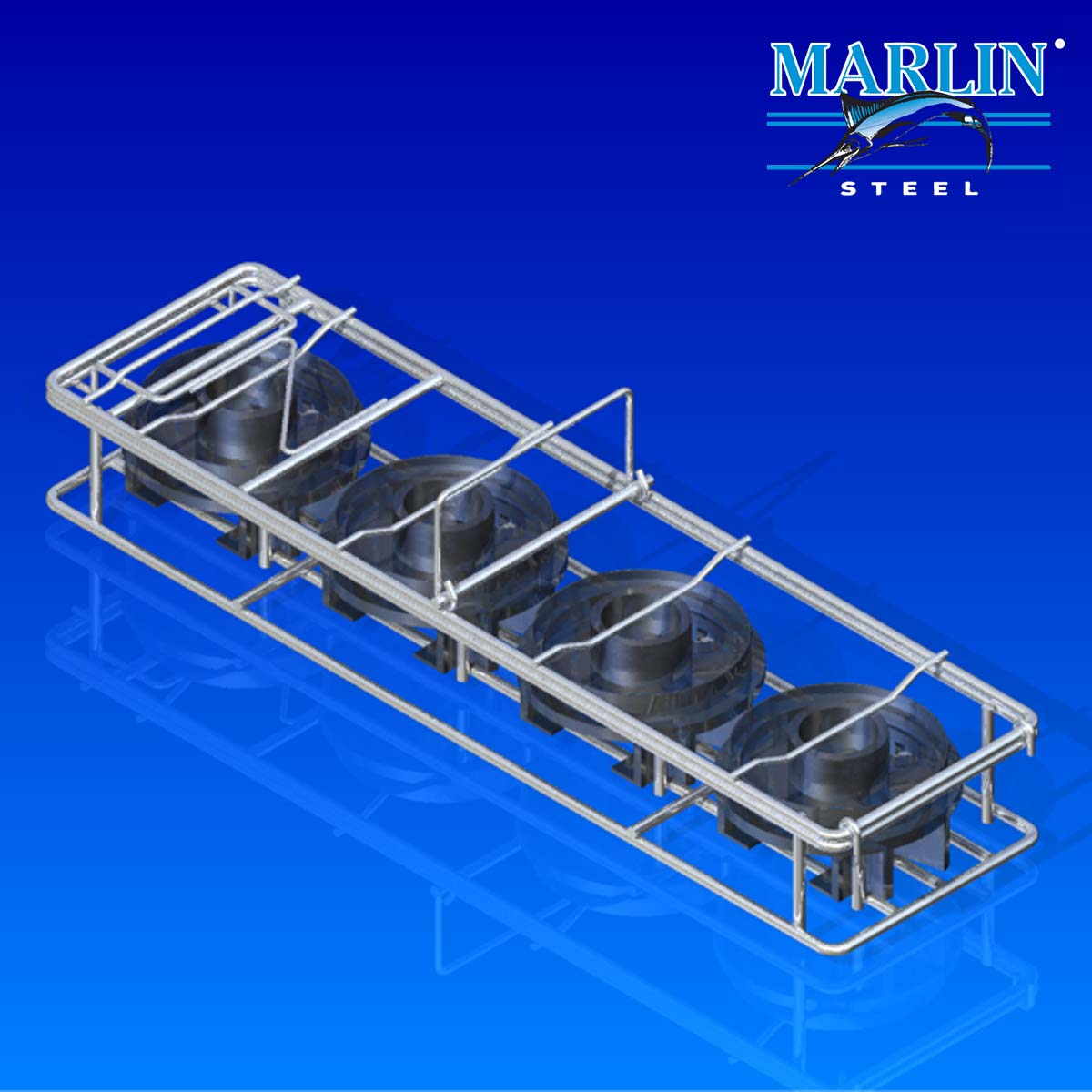 Material Handling Basket 390003