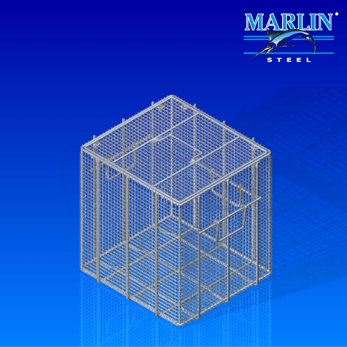 Marlin Steel wire baskets with lids 751001.jpg