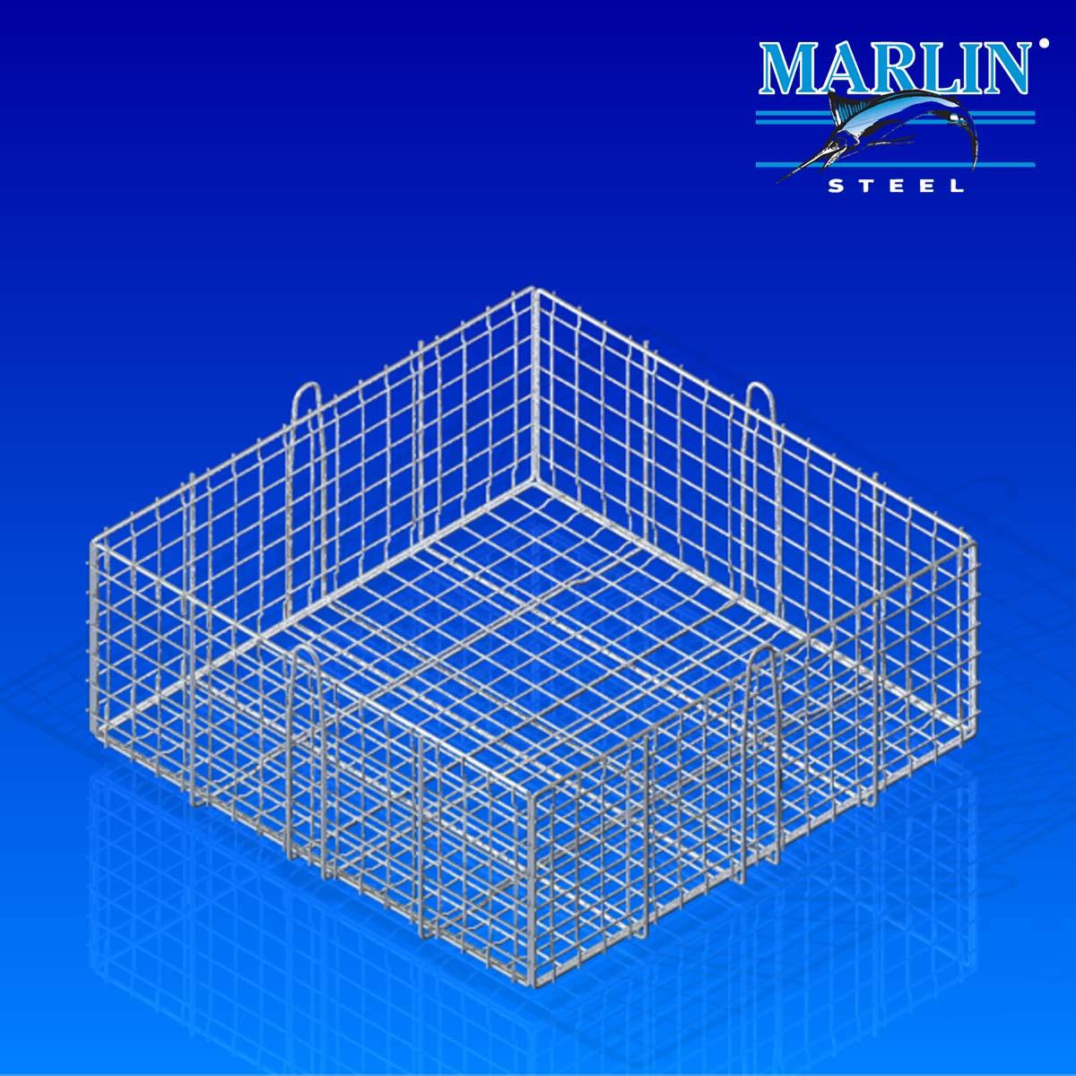 Marlin Steel Wire Basket 768001