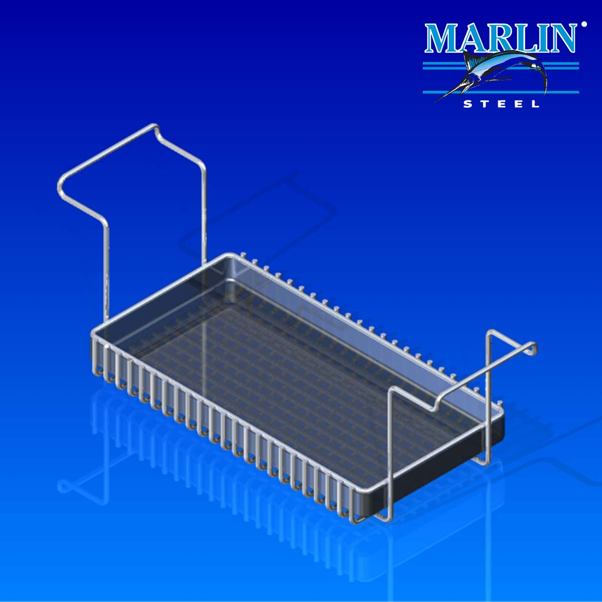 Wire Basket with Handles 829001