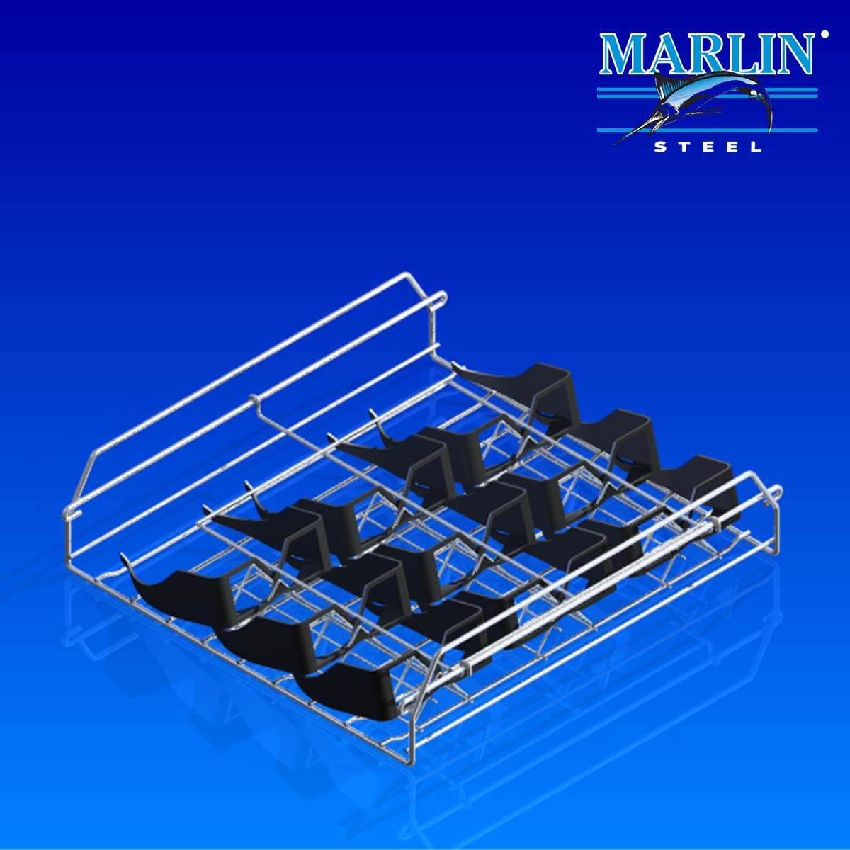 Wire Basket With Handles 844001