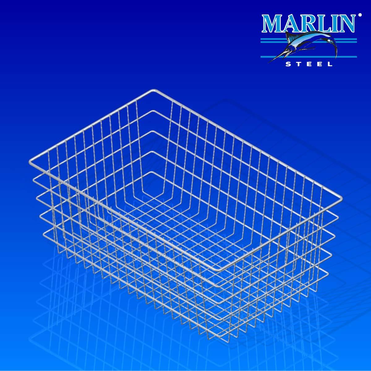 Marlin Steel Wire Basket 842001