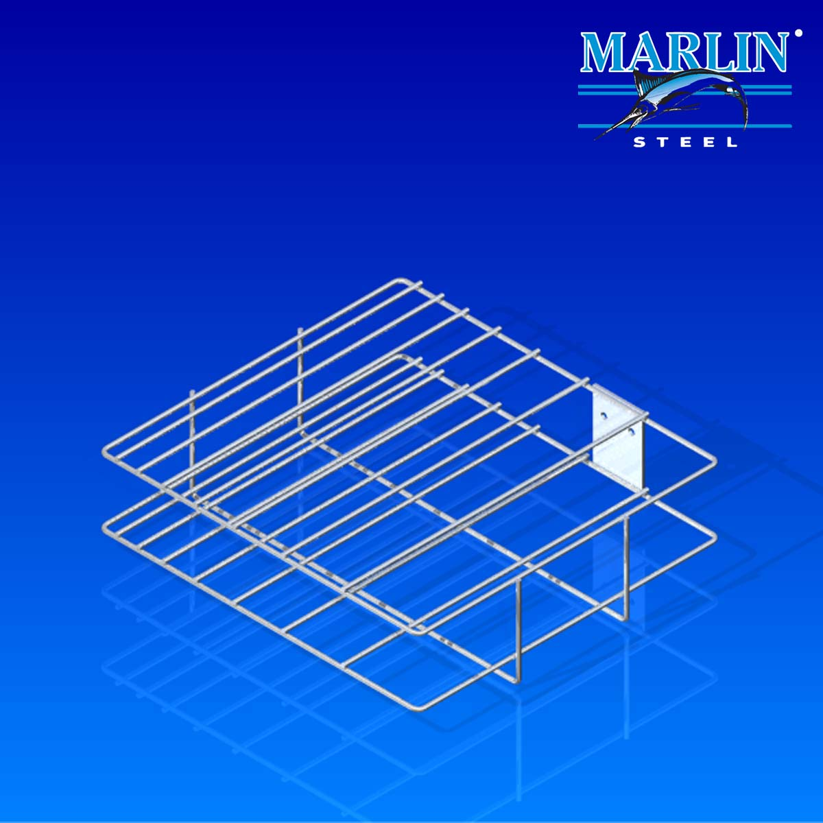 Marlin Steel Wire Basket 867001