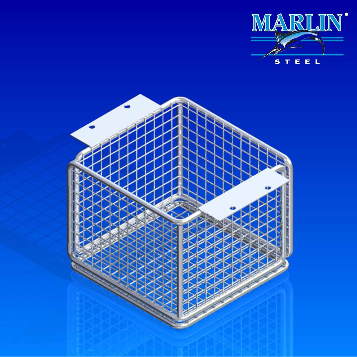 Marlin Steel Wire Basket 876004