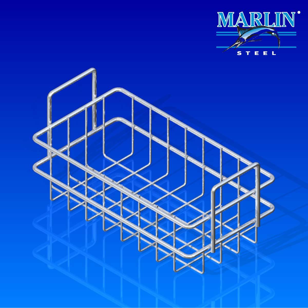 Marlin Steel Basket with Handles 893001