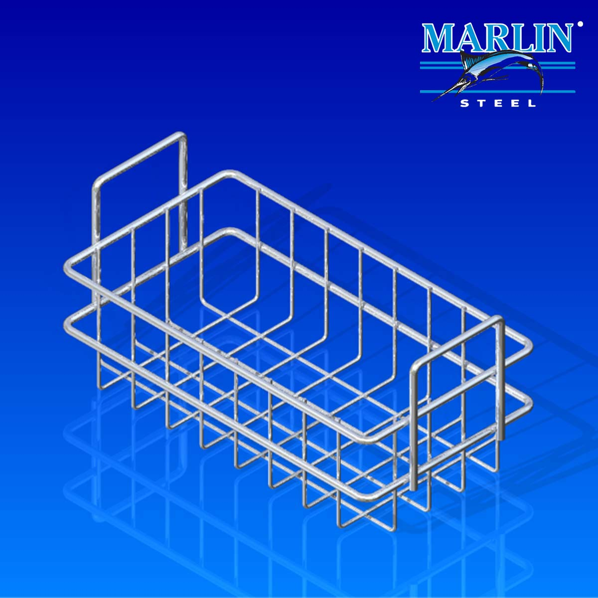 Wire Basket With Handles 893001