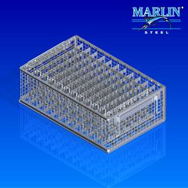 Wire Basket with Dividers 938001