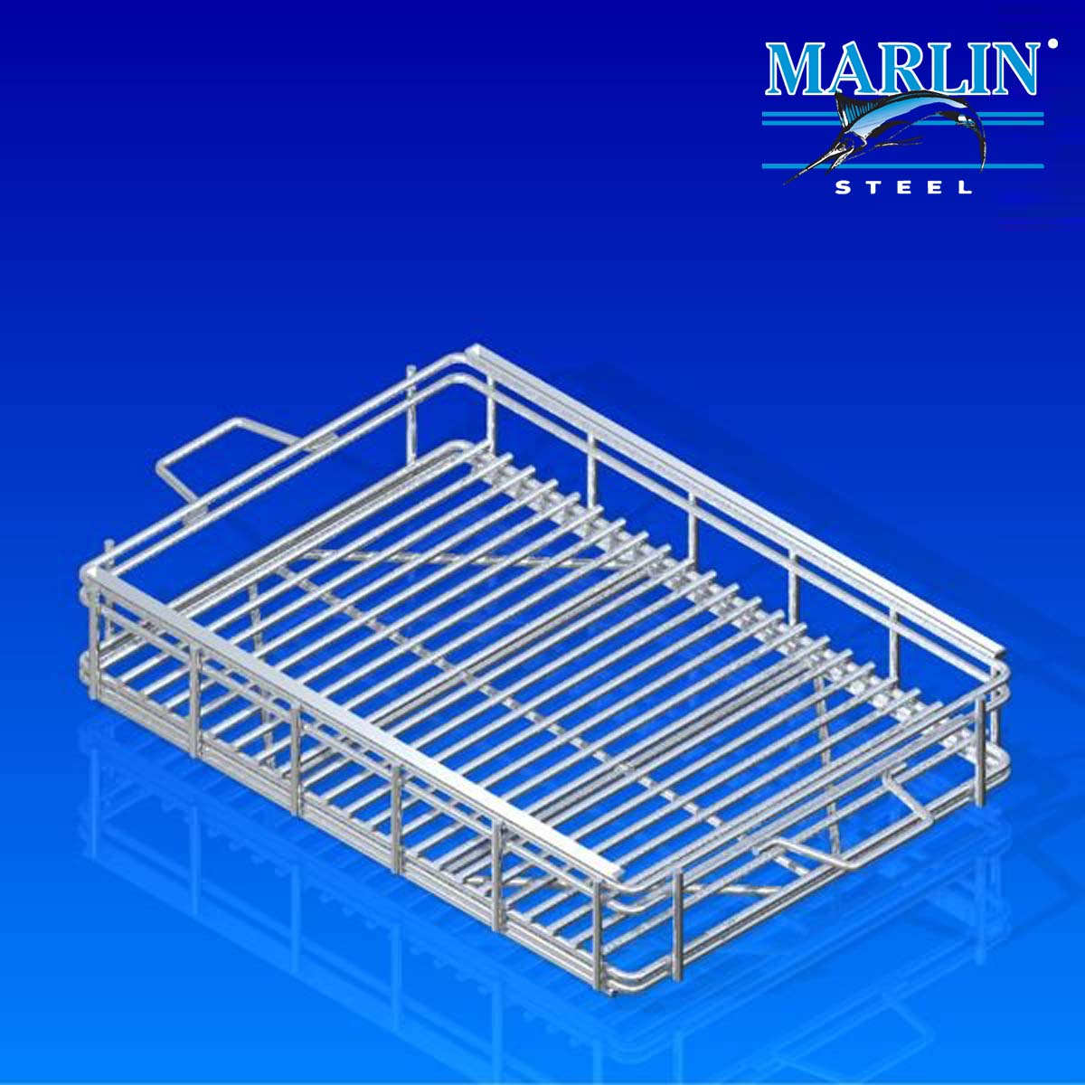 Marlin Steel Wire Basket 960013