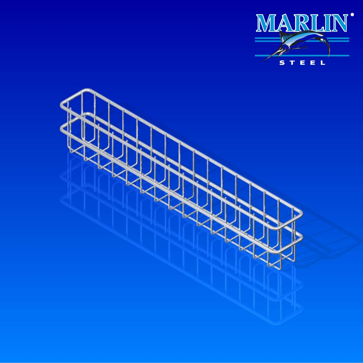 Marlin Steel Wire Basket 962001