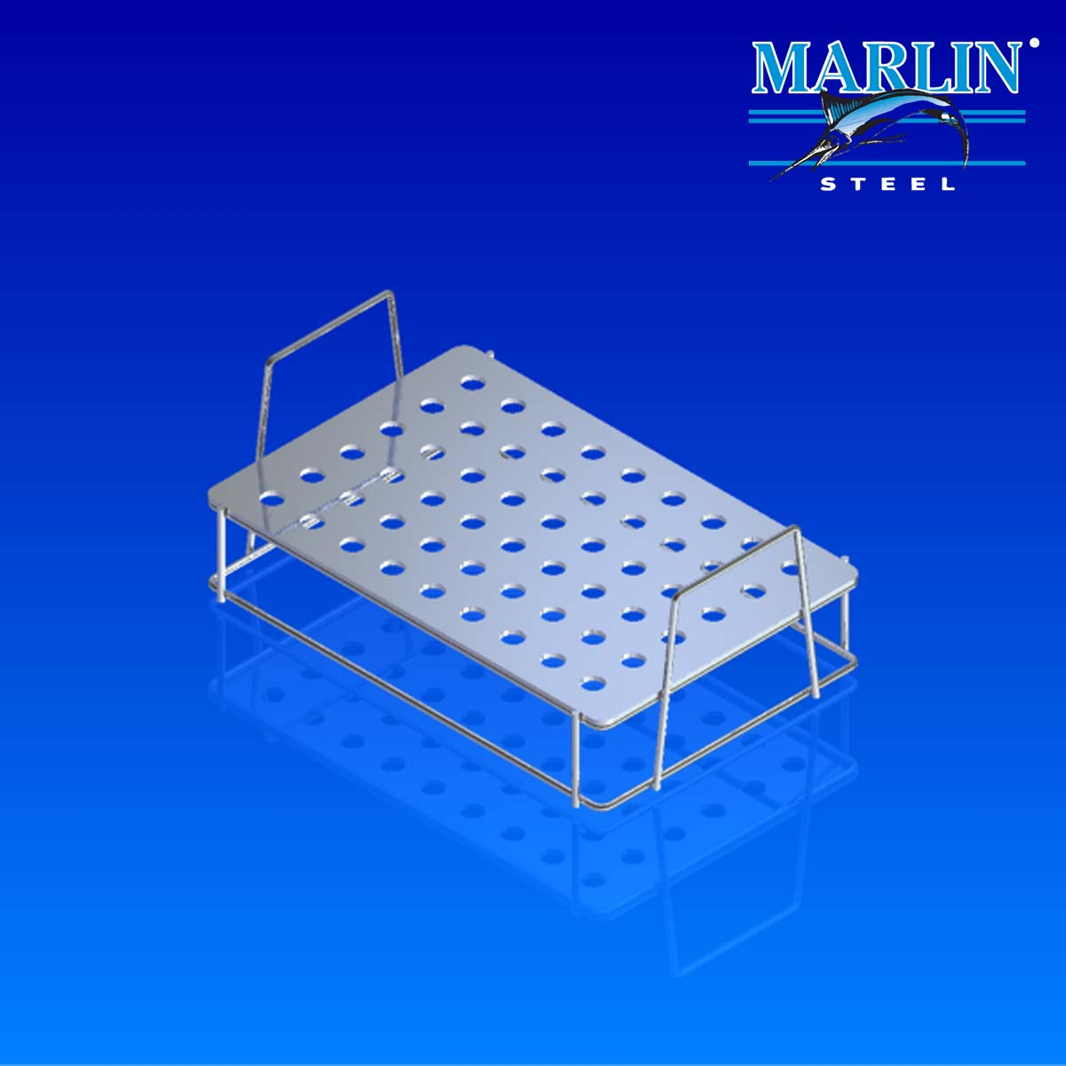 Marlin Steel Wire Basket 960007