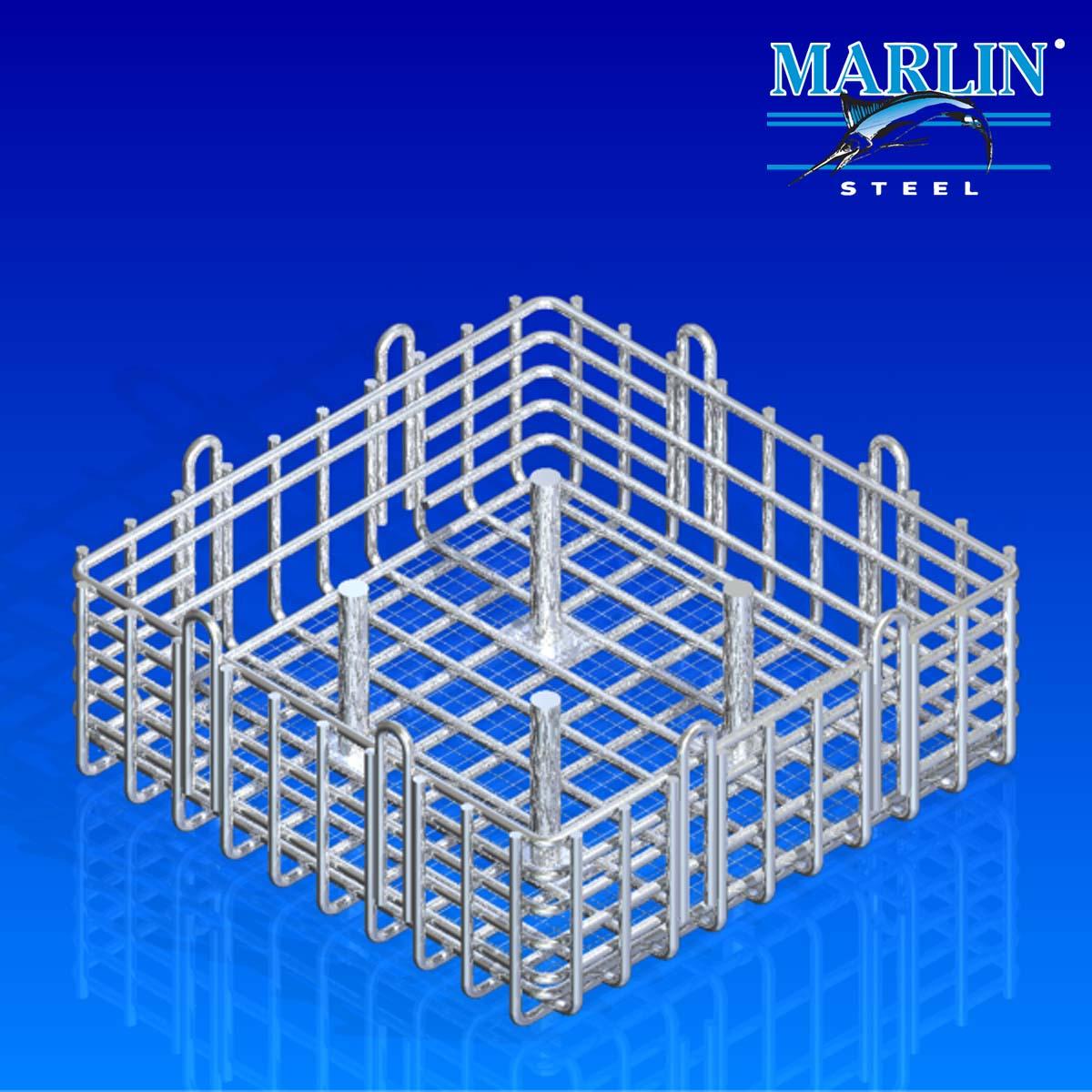 Ultrasonic Cleaning Basket 440001