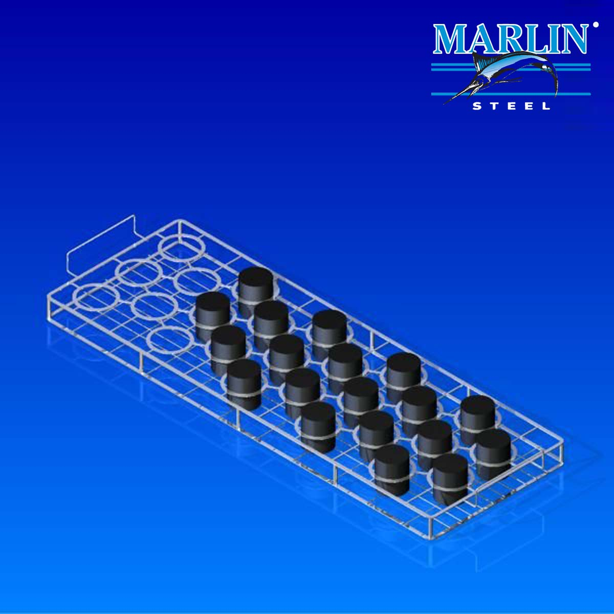 Ultrasonic Cleaning Basket 493004