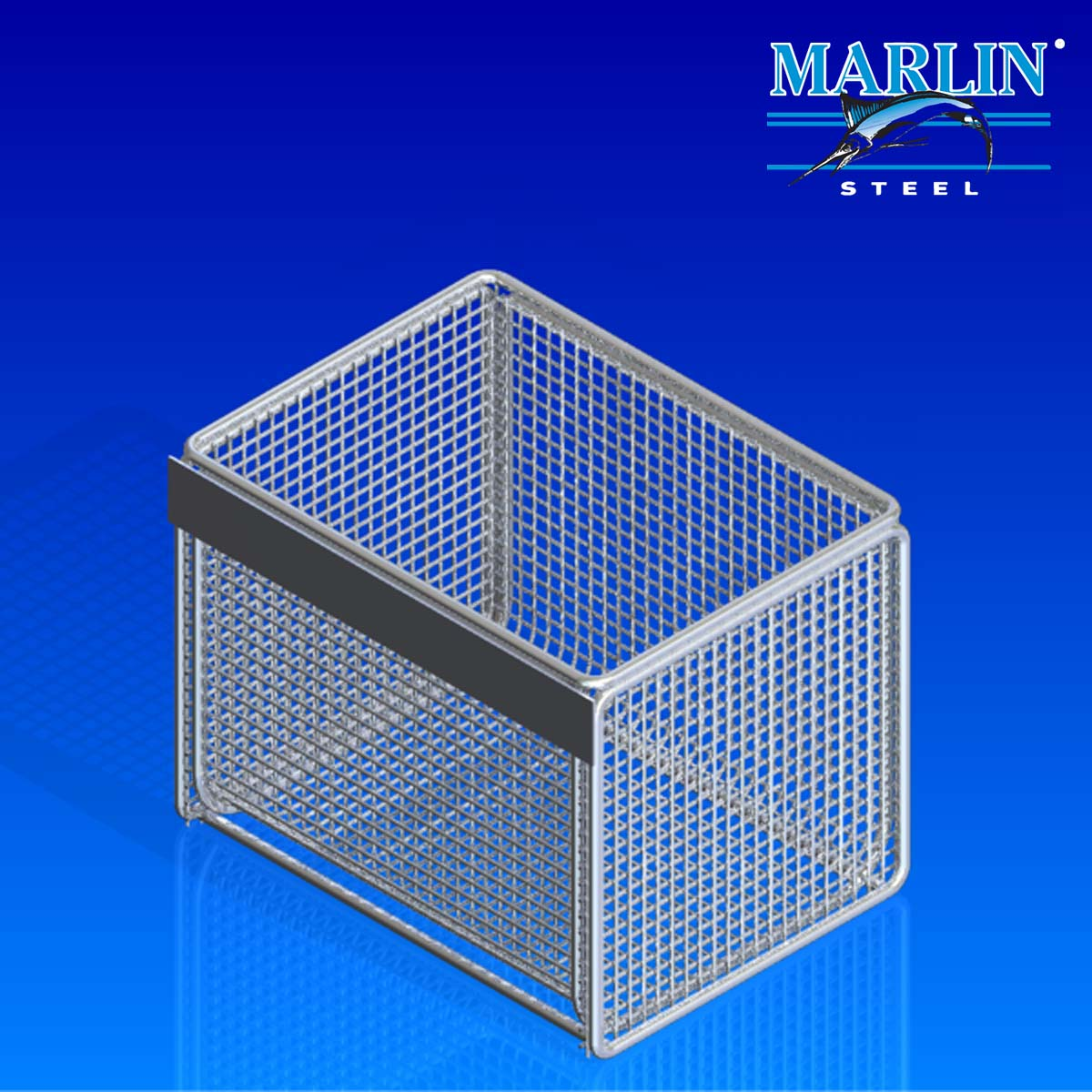 Stainless Wire Baskets 599007