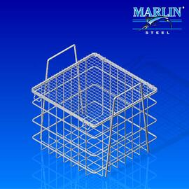 Wire Basket with Dividers 145001