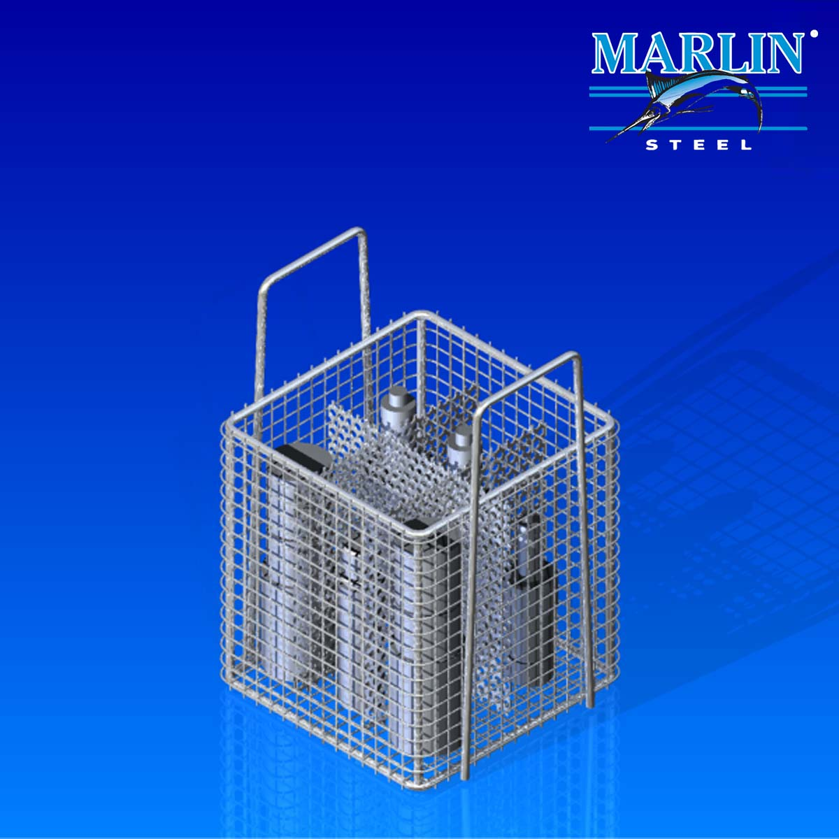 Material Handling Basket 691001