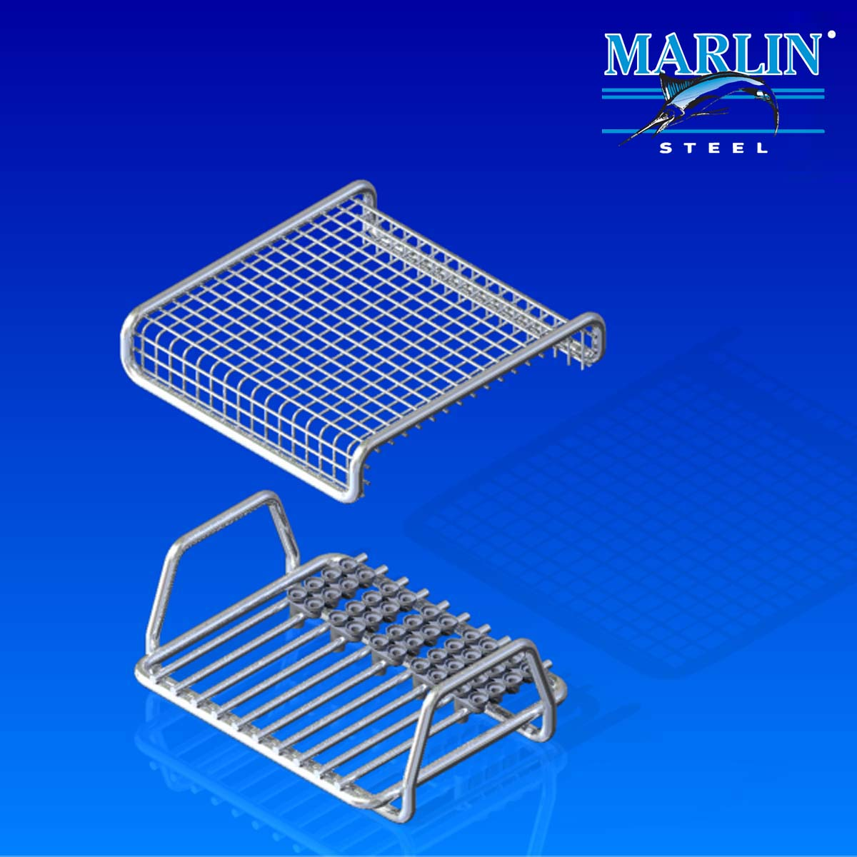 Material Handling Basket 710001