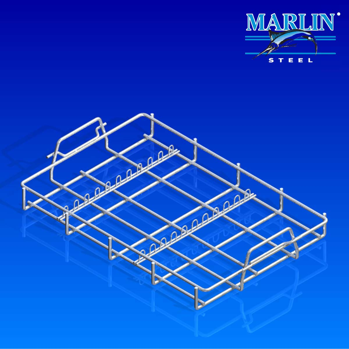 Wire Basket with Handles 719001