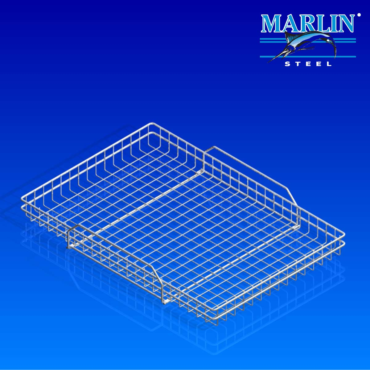 Wire Basket With Handles 869001