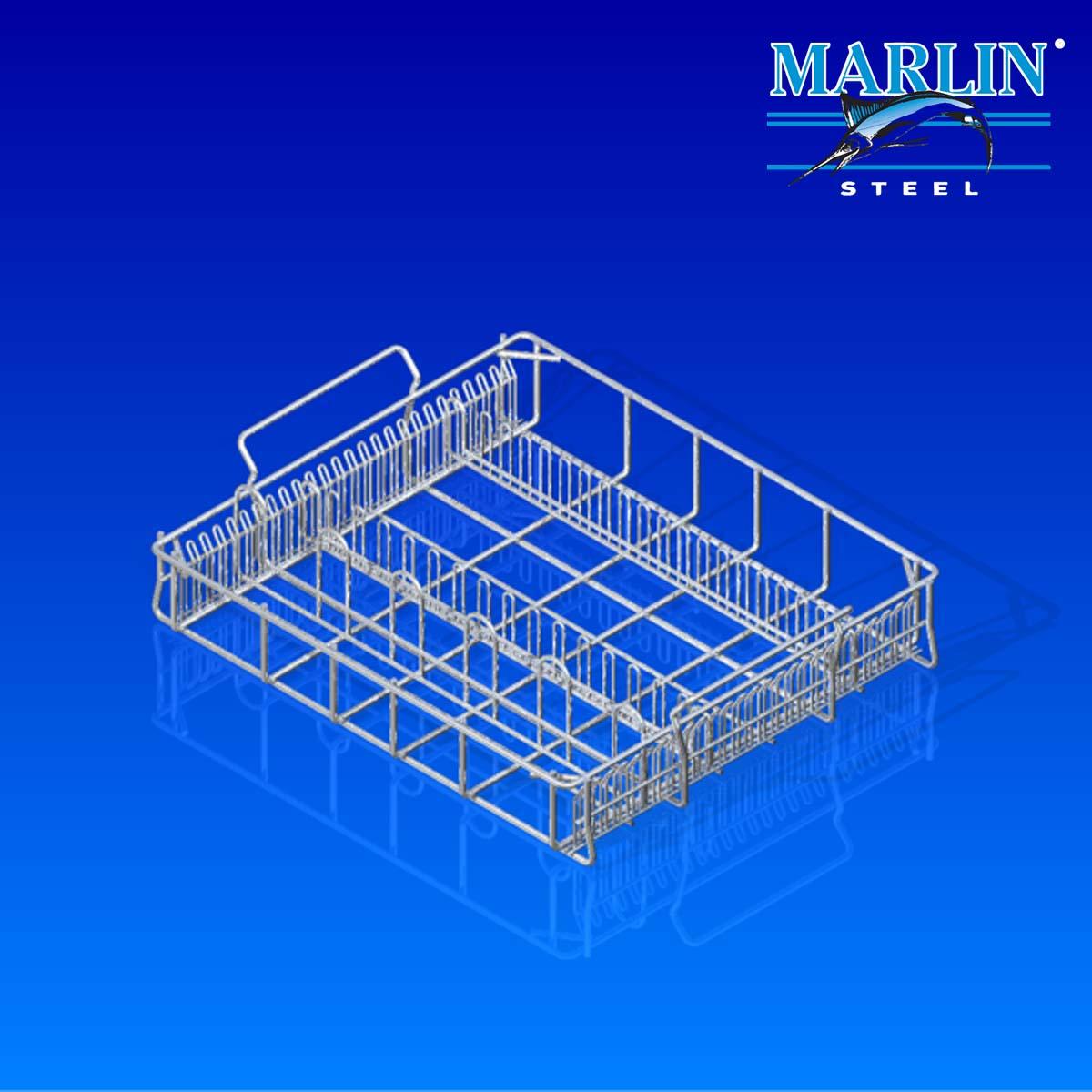 Marlin Steel Wire Basket 937001