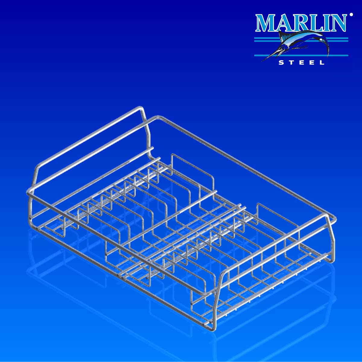 Wire Basket with Handles 147001
