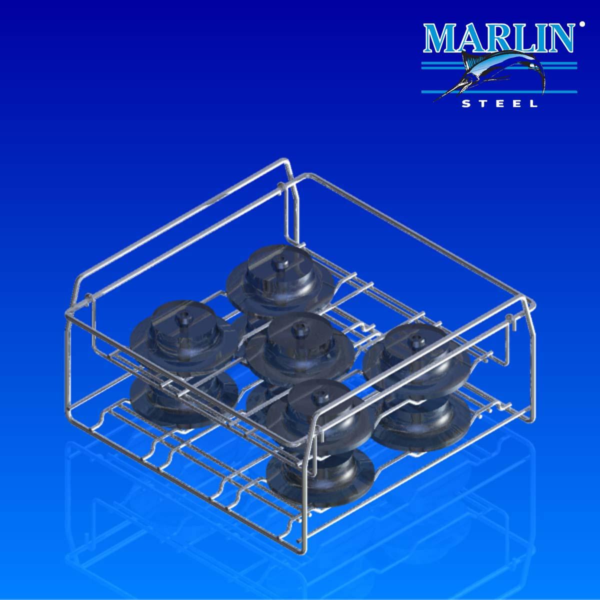 Ultrasonic Cleaning Basket 147002