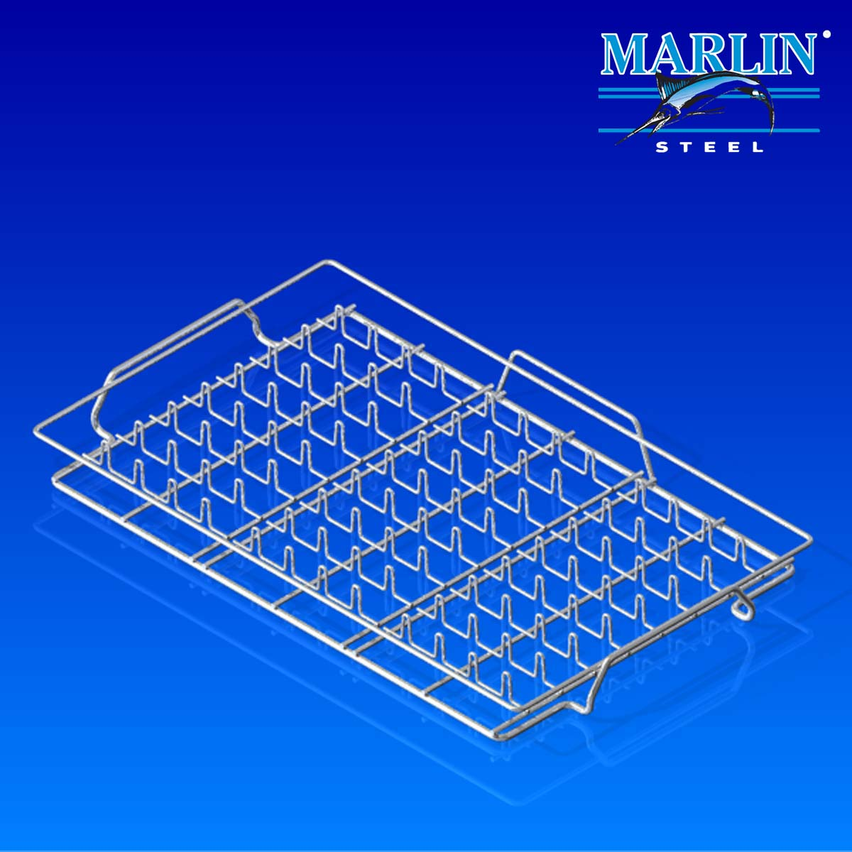 Wire Basket with Handles 181001