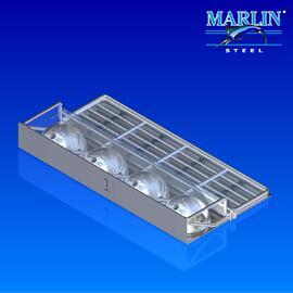 Ultrasonic Cleaning Basket 388002