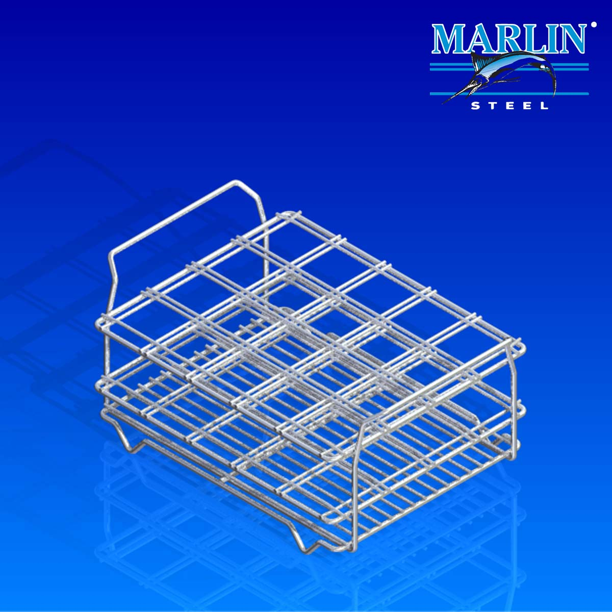 Wire Basket with Handles 182001
