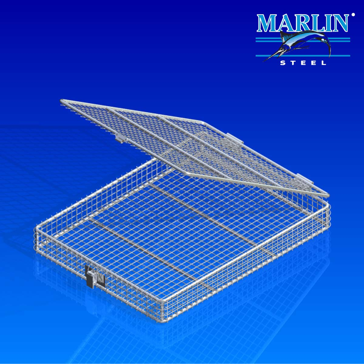 The final design of the basket was similar to basket #789001