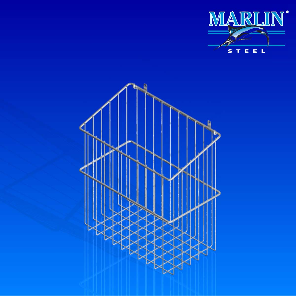 Marlin Steel Wire Basket 788001