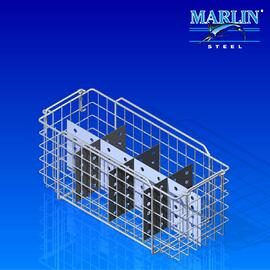 Wire Basket with Dividers 817002