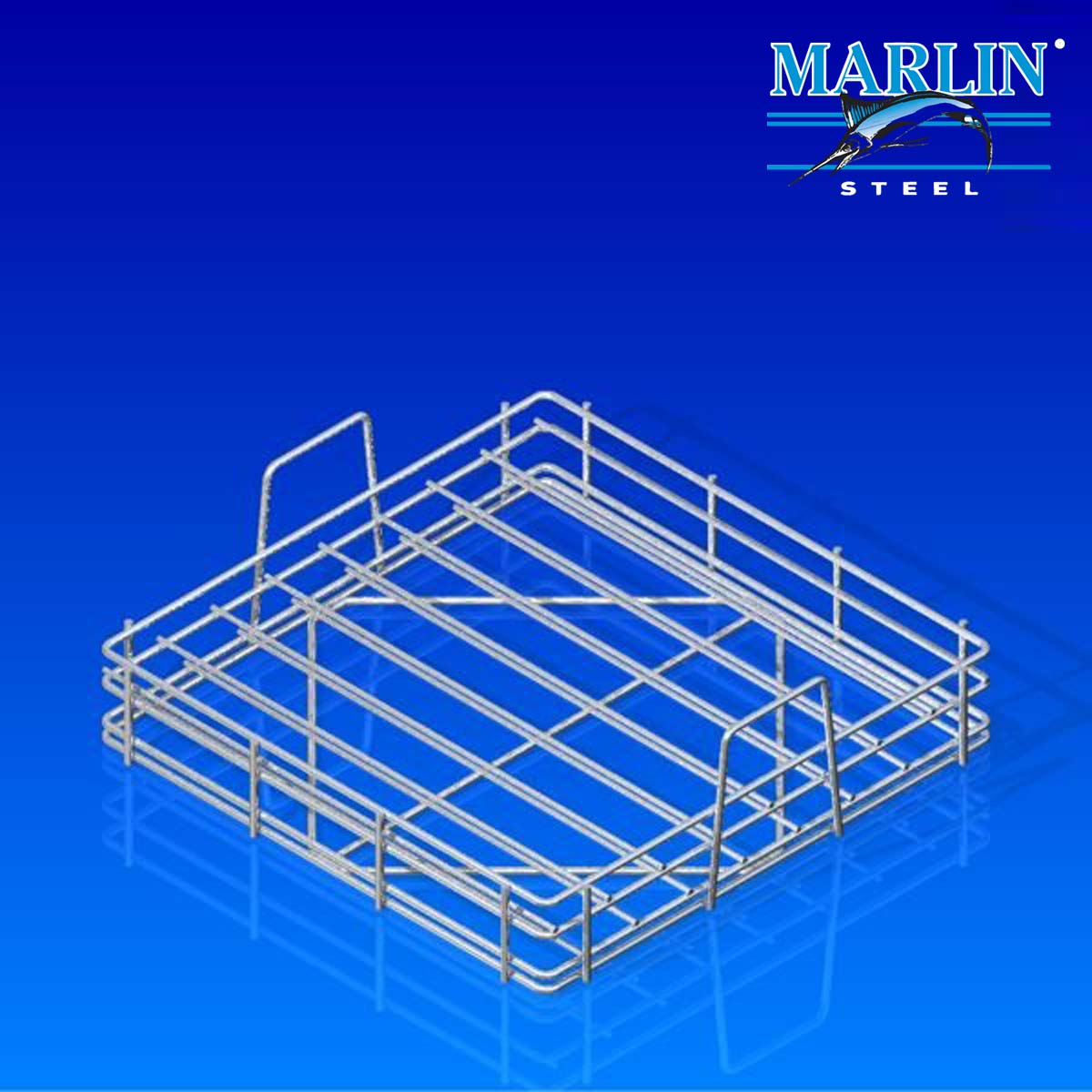 Marlin Steel Wire Basket 960009