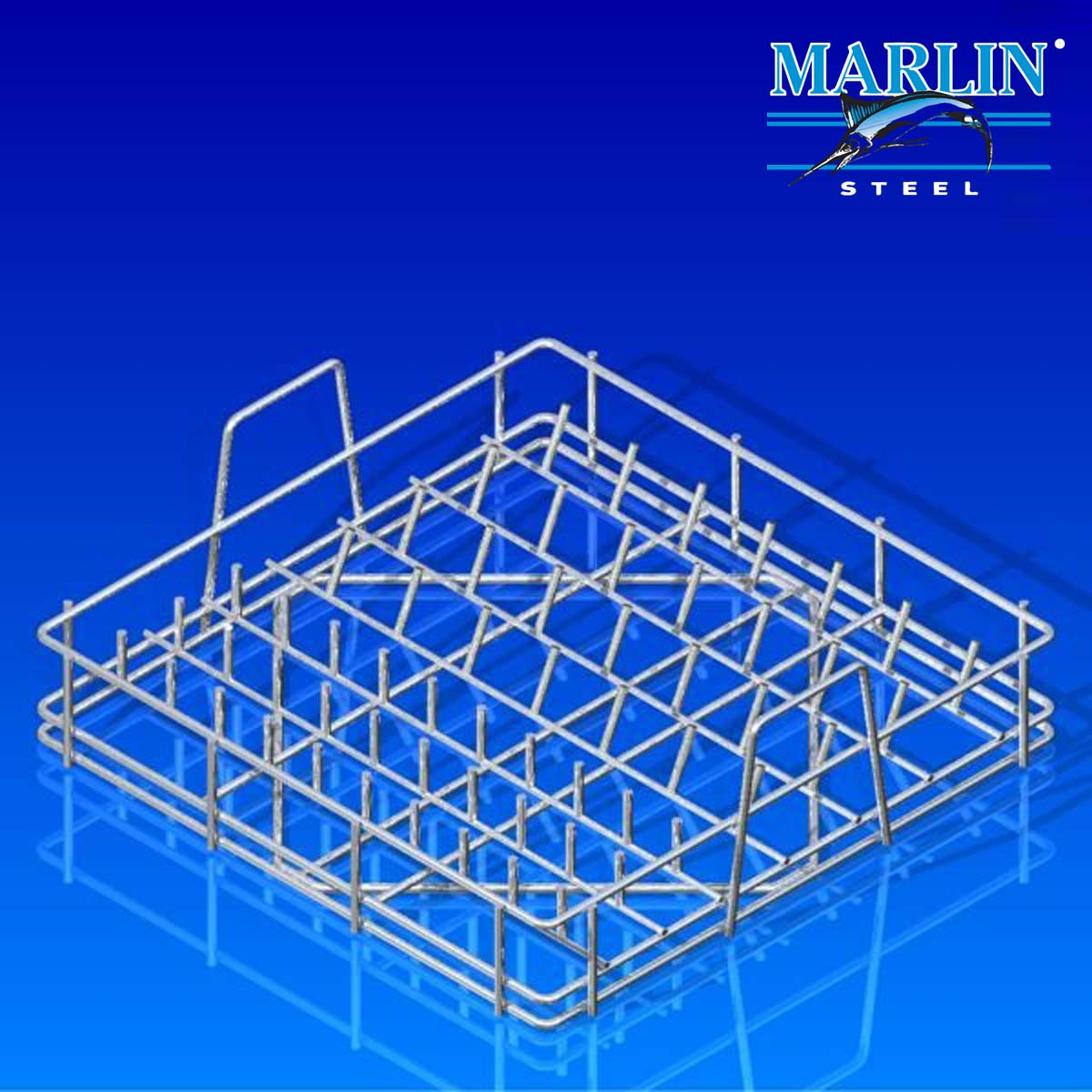 Marlin Steel Wire Basket 960014