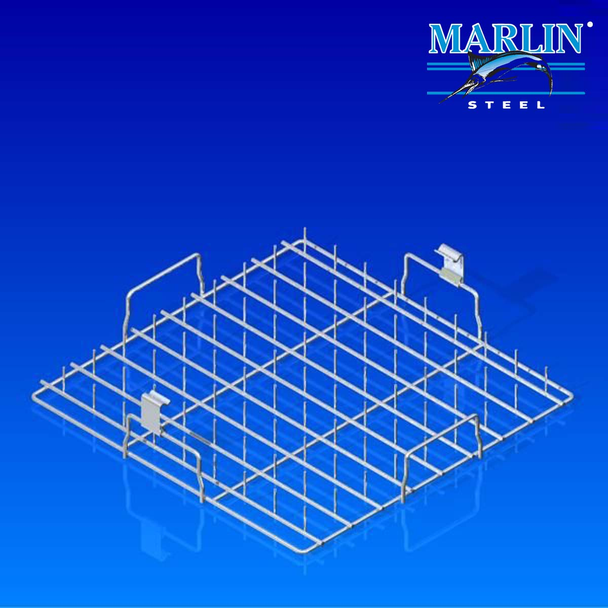 Wire Basket with Dividers 994003