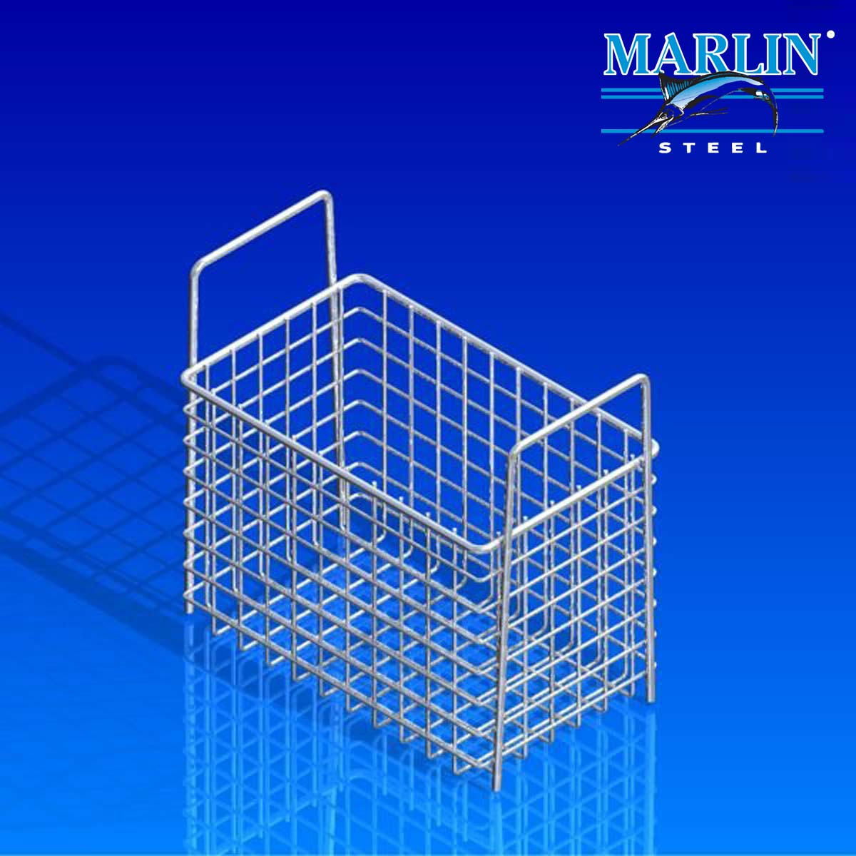 Wire Basket with Handles 1175002