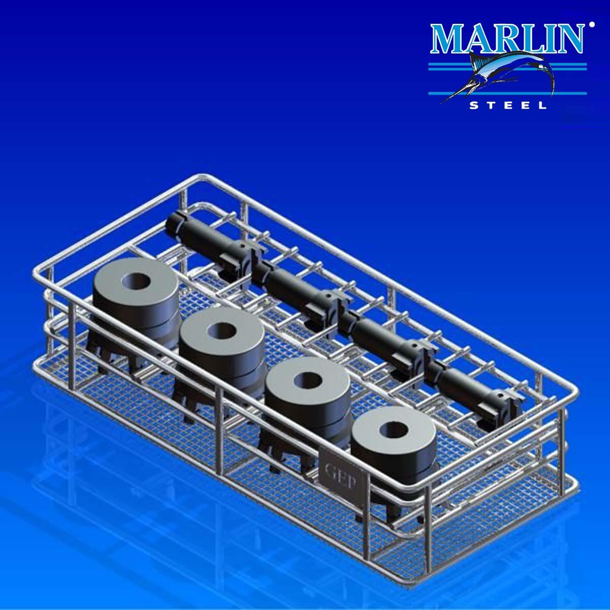 Ultrasonic Cleaning Basket 1183001